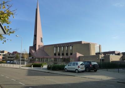 Nieuwbouw kerk Goes