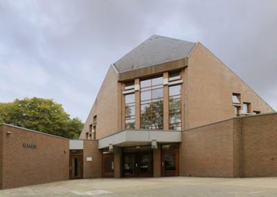 Nieuwbouw kerk Amersfoort
