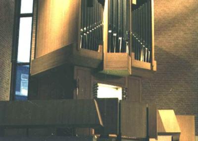Nieuwbouw kerk in Den Haag