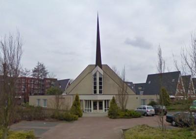 Nieuwbouw kerk in Nijkerk