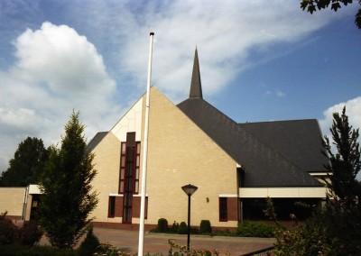 Nieuwbouw kerk in Apeldoorn