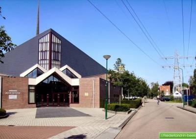 Nieuwbouw kerk in Veenendaal