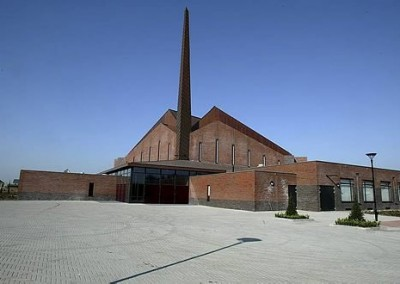 Nieuwbouw kerk in Genemuiden