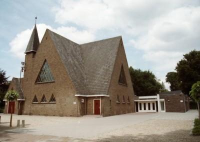Uitbreiding en renovatie kerk in Soest