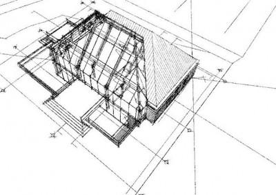 Nieuwbouw vrijstaande woning, Den Ilp