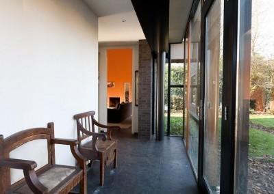 Nieuwbouw vrijstaande woning, Groenekan