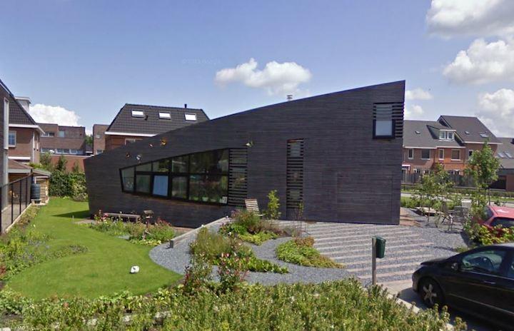 Nieuwbouw vrijstaande woning in almere valk architecten for Nieuwbouw vrijstaande woning