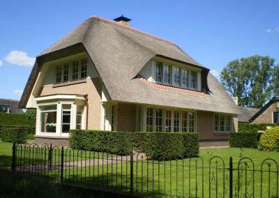 Nieuwbouw vrijstaande woning in Soest