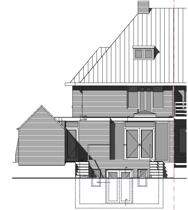 Verbouwing en uitbreiding woning in Soest