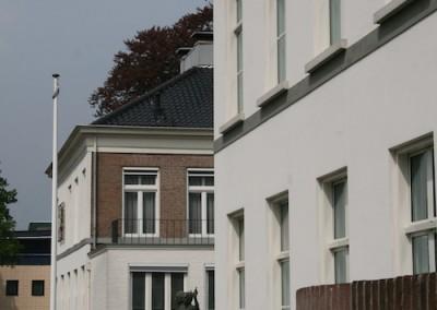 Nieuwbouw secretariaat bij kerkgebouw, Soest