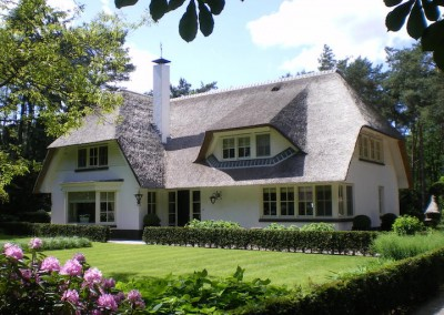 Nieuwbouw vrijstaande villa in Soest