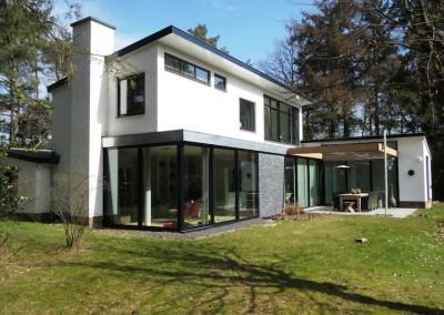 Verbouwing en uitbreiding woning, Maarn