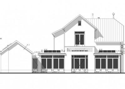 Nieuwbouw vrijstaande woning met bijgebouw, Soest