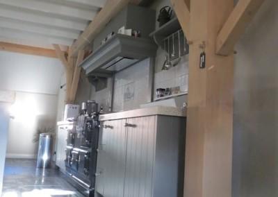 Renovatie en herinrichting woonboerderij, Overberg