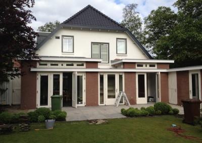 Uitbreiding woning in Soest
