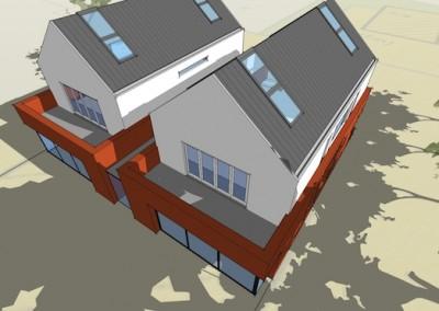 Ontwerpstudie nieuwbouw woningen, Soest