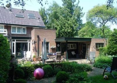 Verbouwing en uitbreiding woning, Leusden